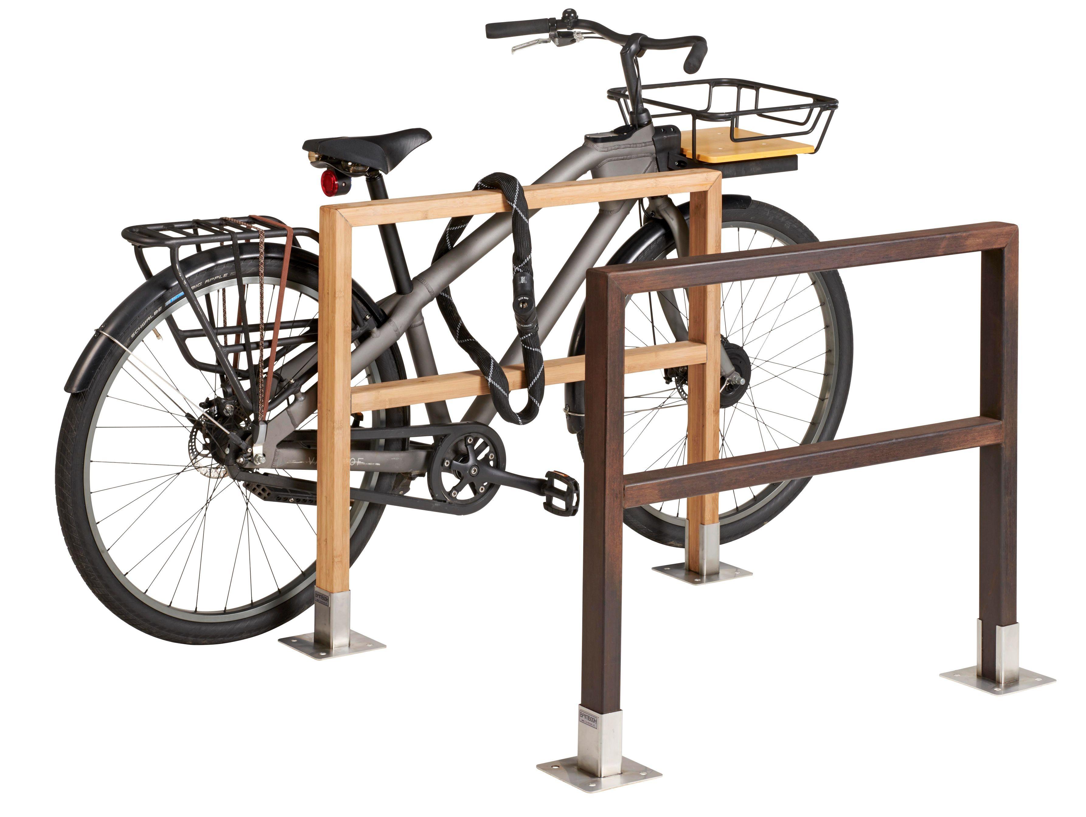bambooh duurzaam fietsparkeren